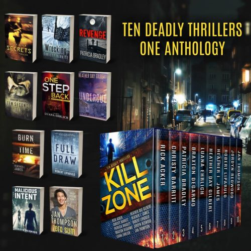Kill Zone: Ten Deadly Thrillers Boxed Set