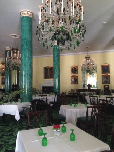 I discovered there is a wedding coordinator position at The Greenbrier  (Molly .